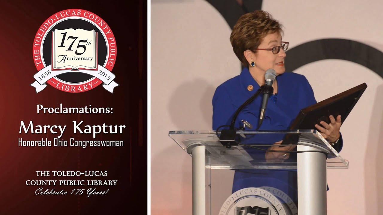 175TH Toledo-Lucas County Library Dinner Gala Highlights