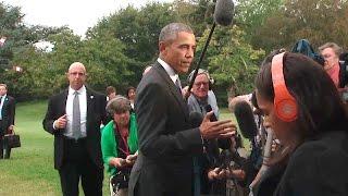 The President Remarks on Secret Service