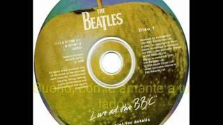The Beatles A Shot of Rhythm and Blues suptitulada en español