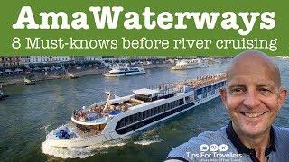 AmaWaterways European River Cruises. 8 Must-knows Before Cruising