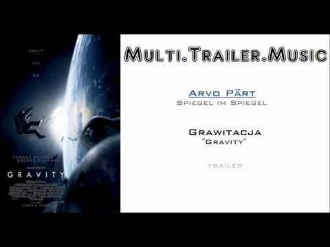 Grawitacja / Gravity - Teaser #1 Music (Arvo Pärt - Spiegel im Spiegel)