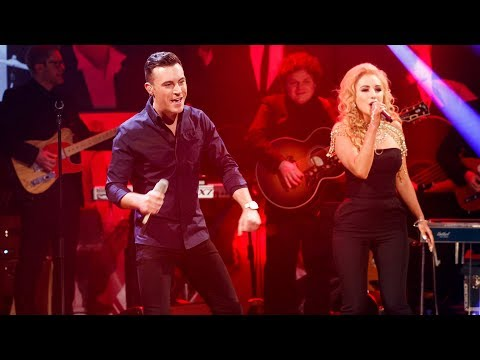 'Hurts  So Good' – Nathan Carter and Cliona Hagan | The Late Late Show | RTÉ One
