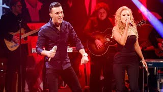 'Hurts  So Good' – Nathan Carter and Cliona Hagan   The Late Late Show   RTÉ One