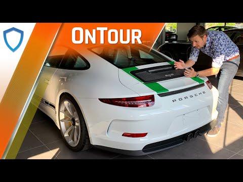 Porsche 911R 2016 - Der Purist und Herzensbrecher in der 991-Familie