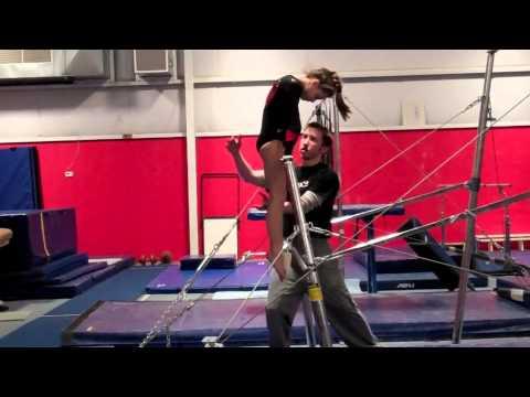 Introducing Backward Hip Circle Gymnastics Coaching Com
