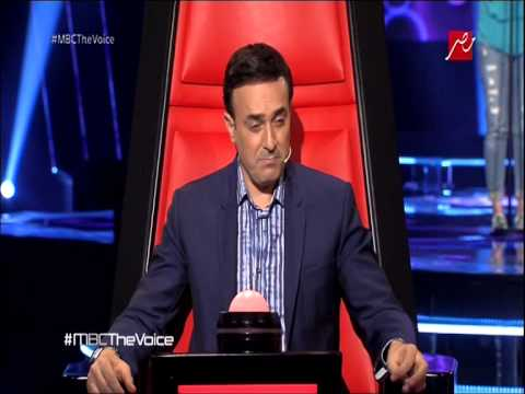 the voice 2016 arabe   تعالي يابا    دنيا