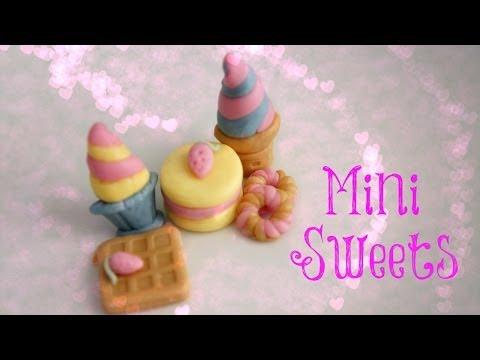 Miniature Sweets Making Kit | Whatcha Eating? #126