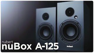 Nubert nuBox A-125 | Mega Klang - kompakte Größe  | 3D Klangcheck | 2020