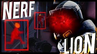 Nerf Lion (Seriously, Do it) - Rainbow Six: Siege