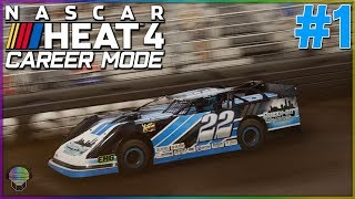 IT ALL STARTS HERE! |#1| NASCAR Heat 4 Career