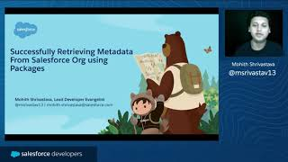Successfully Retrieving Metadata From Salesforce org Using Packages