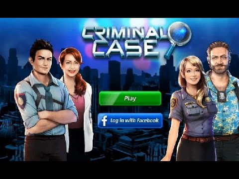 Vídeo do Criminal Case