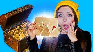 НАШЛА СТАРИННУЮ КАРТУ! ОТЫСКАЛА КЛАД НА МАЛЬТЕ! 🐞 Afinka