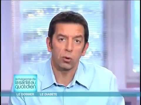 Clinique de traitement de coma diabétique