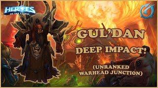 Grubby | Heroes of the Storm - Gul'dan - Deep Impact - Unranked - Warhead Junction