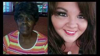 Texas Girl Politely Holds Restaurant Door For Elderly Lady, Only To Hear Woman's Remark And Speak Up