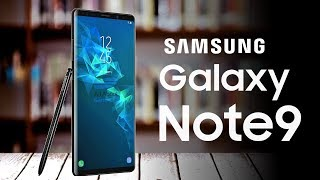 Galaxy Note 9 - There Won't Be A Dedicated Camera Button | Gear S4 Launch