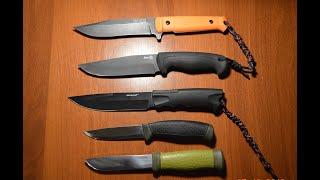Хороший складной нож для охоты и рыбалки
