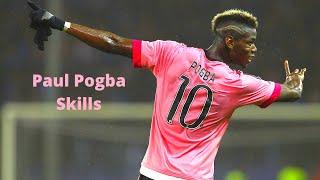Best of Paul Pogba: Football skills