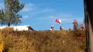REPLAY: (3) Manif en bateaux sur le St-Laurent #FlushGate #IndigenousDay - #99MEDIA