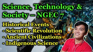 Historical Events in Science, Technology and Society | NGEC 7 | Errol Karl Gumagay