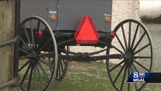 Amish community also impacted by restrictions aimed at slowing coronavirus spread