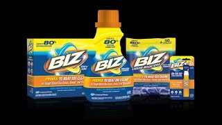 Introduction To Biz: Is It A Laundry Detergent Or Laundry Booster?