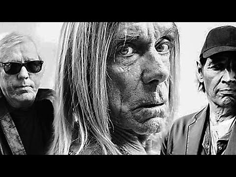 GIMME DANGER Bande Annonce (Jim Jarmusch - Documentaire sur The Stooges - 2017)