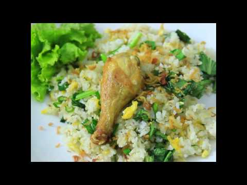 Video Resep Nasi Goreng Hijau