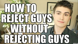 How To Get A Guy To Leave You Alone | JustTom