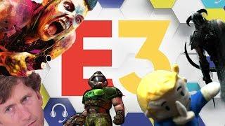 Bethesda E3 2018. Пресс-конференция. Перевод на русский от Булджать