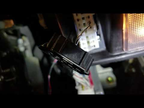 How to Reset the VSC on a Lexus Ls 430 with a Paper Clip