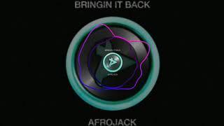 afrojack- bringing it back