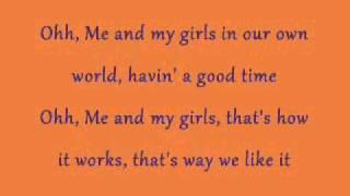 Bratz Genie Magic - Me & My Girls (Lyrics)
