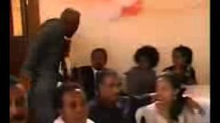 Filflu WEDDING Ethiopian Comedy Just For Laughs