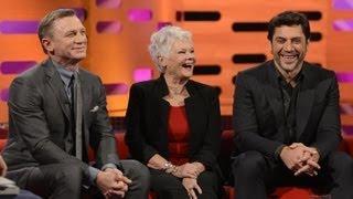 The formula for a Bond woman name - The Graham Norton Show - Series 12 Episode 2 - BBC One