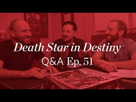 #askcovenant | Can you make the Death Star playable in Star Wars: Destiny?