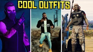 GTA Online AWESOME OUTFITS! (Vampire, Streetwear, Immortan Joe & More)