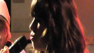 Carly Rae Jepsen, Just A Step Away, Live Nanaimo, November 12/2011