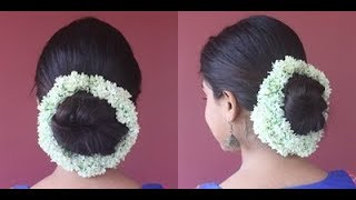 Juda Hairstyle With Jasmine Garland|Hairstyle Tutorial|BeautyBook