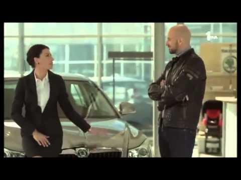 Dama bez blama - Salon automobila