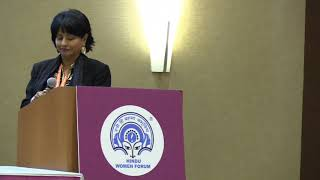 Hindu Women Conference @ WHC 2018 – Session 1