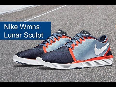 Кроссовки Nike Wmns Lunar Sculpt, видео - интернет магазин MEGASPORT