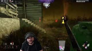 Dead by Daylight RANK 1 MYERS! - LOVE A GOOD MIND GAME!