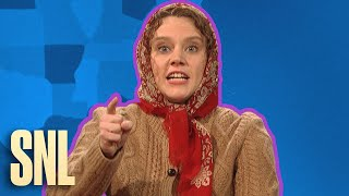 Weekend Update Rewind: Olya Povlatsky (Part 2 of 2) - SNL