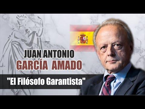 GARCÍA AMADO: El Filósofo Garantista - Caminando entre gigantes #5