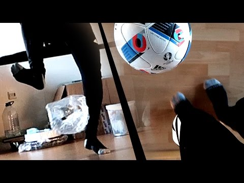 FÚTBOL CON UNA BOLSA & Directo Football Tricks Online (GuidoFTO vlogs)