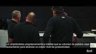Durst lanza la serie modular Rho 2500 en PRINTING United y estrena la P5 350 en Norteamérica