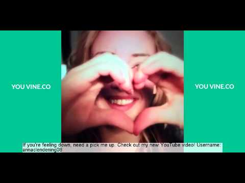 Download Anna Clendening Vine Compilation 2015 - With Captions Mp4 HD Video and MP3