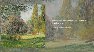 Piano Sonata no. 6 in F major, Op. 10 no. 2